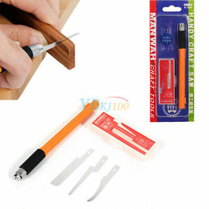 DIY-Handy-Craft-Hobby-Razor-Saw-Multifunction-Model-Solid-Blades-Tool-JS