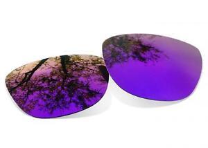Lentes-SURE-de-Recambio-Polarizada-para-Oakley-Frogskins-Purple-Mirror
