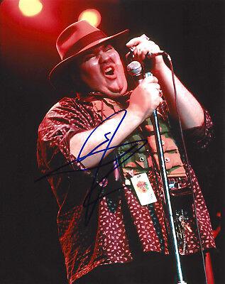 Entertainment Memorabilia Autographs-original John Popper Blues Traveler Singer Hand Signed Authentic 8x10 Photo W/coa
