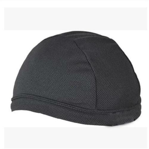 1//2x Moisture Wicking Cooling Skull Cap Inner Liner Helmet Beanie Dome Sweatband
