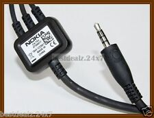New CA-75U CA75U Audio Video AV TV-Out Data Cable for Nokia  5800 XpressMusic.