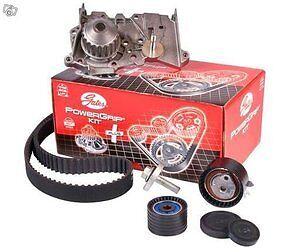 Focus MK1 1.8 2.0 16V Zetec Gates Timing Cam Belt Kit & Water Pump 1999-2005