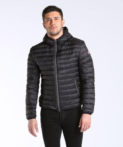 £279.99 Mens Colmar Hooded Black Puffa Jacket RRP