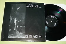 a;GRUMH... – Rebearth, Vinyl, LP, Belgium 1986, vg++