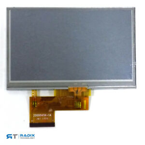 Touch Screen Digitizer Fit for Garmin Zumo 340 350 390 4.3/'/' LCD Display Screen