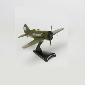 Avion-de-combate-escala-Diecast-Delprado-Polikarpov-I-16-1-75-AVI066