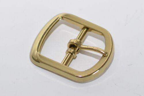 für ca Hochwertige Gürtelschnalle von Waterbury 25 mm Breite Gold oder Silber