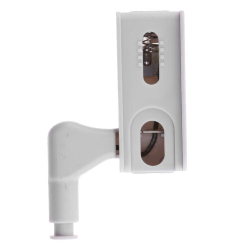 10 × Universal Schrankbeleuchtung Schrank Innen Scharniere mit LED Sensor