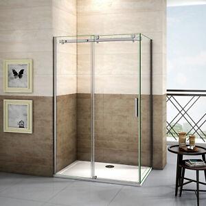 Porte-de-douche-coulissante-140cm-paroi-de-douche-90cm-8mm-verre-anticalcaire