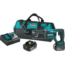 Makita Xrh04t 18 Volt Lxt Lithium Ion Cordless 78 In Sds Plus Rotary Hamme
