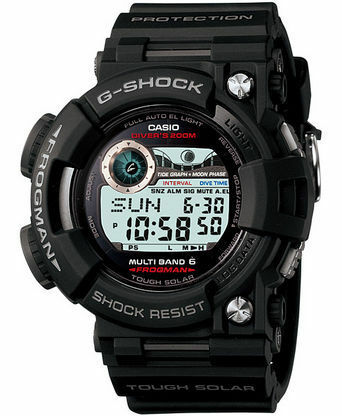 Casio G-Shock Frogman GWF-1000-1CR Wrist Watch for Men New w/tags