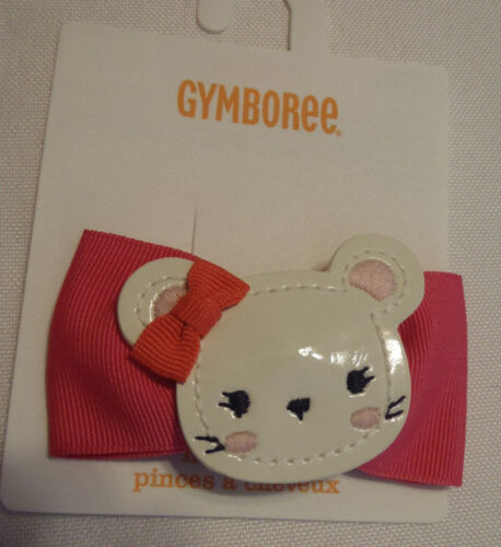 Gymboree Fair Isle Flurry Hair Curlies Mouse Barrette Bracelet Necklace Choice