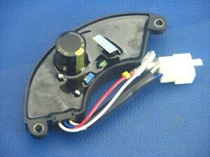 Avr-Voltage-5KW-250V-470uF-1-phasig-Plastic-Housing-Semi-Circular