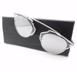 Image is loading Christian-Dior-So-Real-APPDC-Crystal-Black-Silver- ecc2d5a08aef
