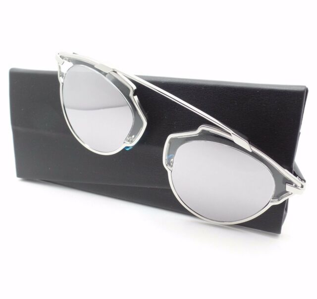 2e11696435 Christian Dior So Real APPDC Crystal Black Silver New Authentic app dc