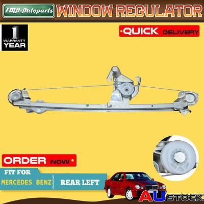AUTOPA 2107301546 Rear Left Power Window Regulator for Mercedes W210 E Class E300 E320