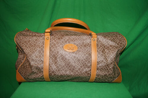 NINA RICCI TRAVEL BAG / DUFFLEBAG / OVERNIGHT BAG