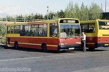 PMT Potteries Motor Traction Crosville IDC935 Birkenhead 1994 Bus Photo