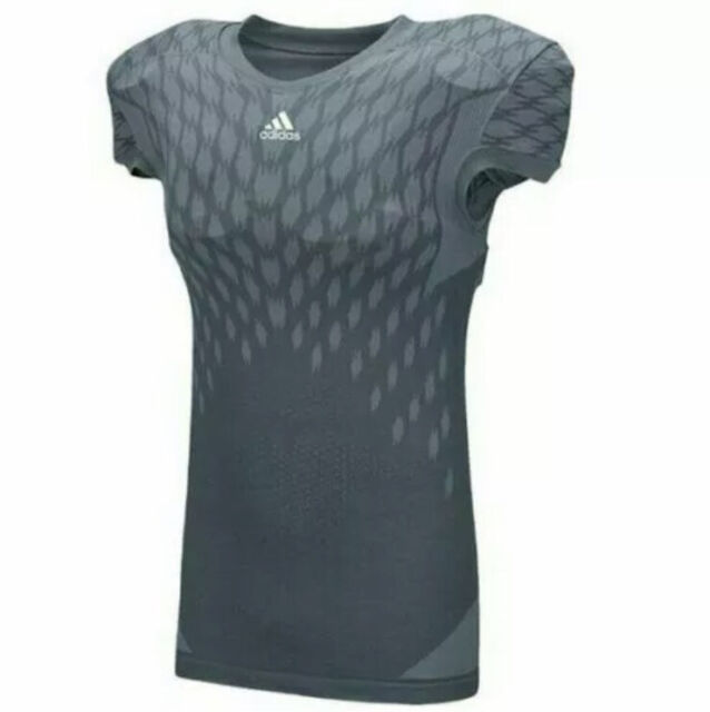 adidas Techfit Primeknit Mens Football Jersey Tight Compression ...
