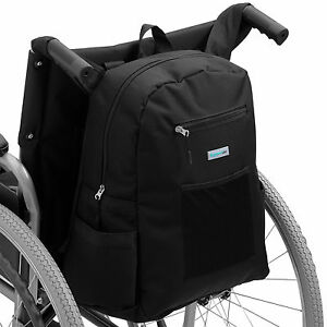 SUPPORTEC-DELUXE-WHEEL-CHAIR-BAG-MOBILITY-SCOOTER-SHOPPING-HOLDALL-WHEELCHAIR