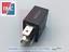 MINI Micro Rele Relè Relay universale 12V 25A con diodo 4 Piedini per Auto Moto