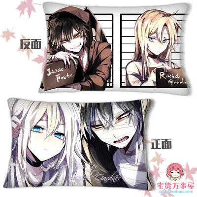 Anime Angels of Death Rachel·Gardner Bedding Dakimakura Pillow Case 35*55cm #AS2