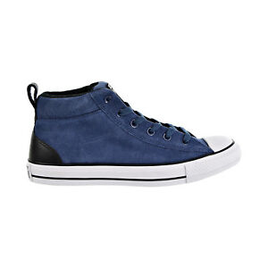 8607e6d7d96 Converse Chuck Taylor All Star Street Mid Unisex Shoes Mason Blue ...