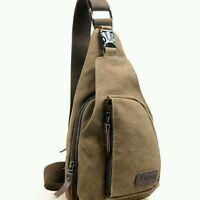 Fashion Man Shoulder Bag Men Sport Canvas Messenger Bags Casual Messenger