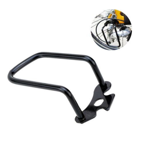 Bicycle Rear Derailleur Hanger Chain Gear Guard Protector Cover Bike Accessory