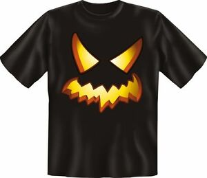 Tee-shirt-Pumpkin-halloween-citrouille-T-shirts-Droles-Carnaval-Cadeau-sexy