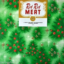 Red Red Meat Welcome Christmas Star Above Manger 7in Vinyl Sub Pop 1997 Pez