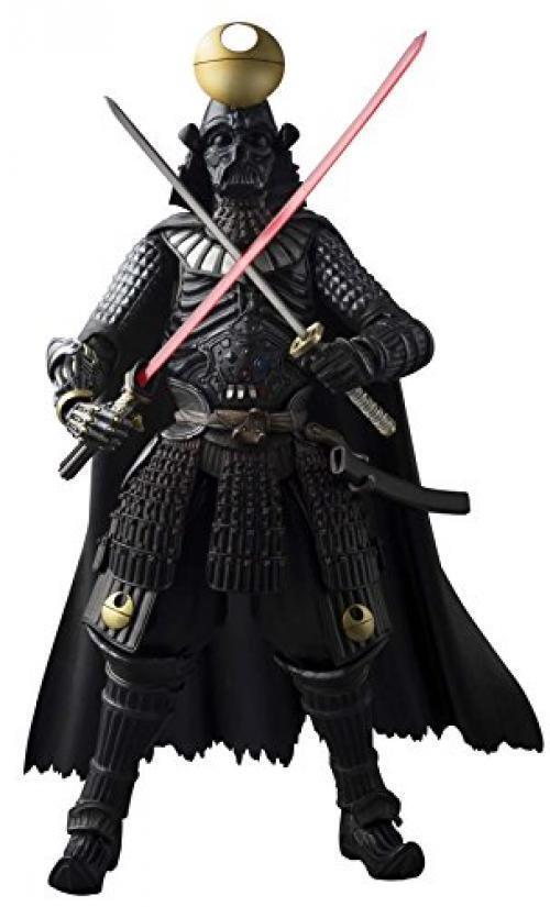 Star Wars Meisho MOVIE REALIZATION Samurai Taisho Darth Vader Shiseigusoku New