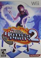 Dance Dance Revolution Hottest Party 2 - Software Only - Nintendo Wii Konami