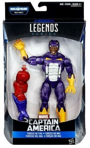 Marvel Legends Cottonmouth Action Figure Hasbro
