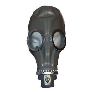 Bondage gas masks