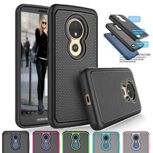 brand new d18d4 1a603 For Motorola Moto E5 Play/Moto E5 Cruise Phone Case Shockproof ...