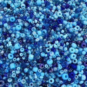 100g Rocailles Perlen Glas Rot tönen Grösse 2//3//4 mm Gemischt Schmuck Z10#100g