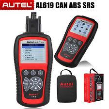 Orignal Autel AL619 Autolink CAN ABS SRS w/ Airbag Diagnostic Code Reader OBDII