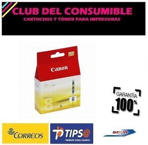 CANON-CLI8-AMARILLO-CARTUCHO-DE-TINTA-ORIGINAL-0623B001
