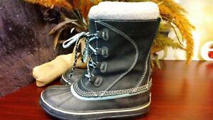 up Lace donna l Scarponi L bean L da da bean neve l con lacci Women's Boots Snow pUUwHqa