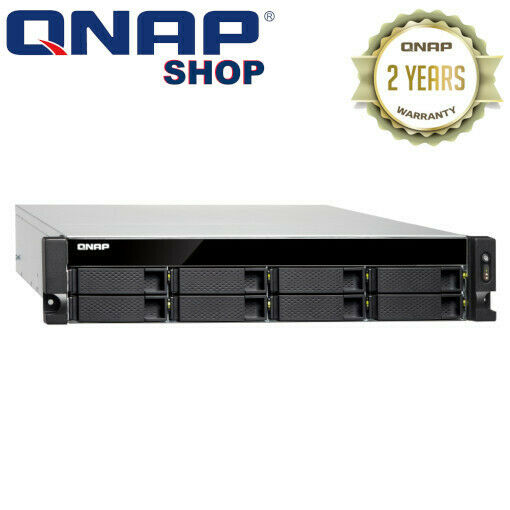 Qnap 4-bay Personal Cloud NAS ARM Cortex A15 1.7GHz Dual Core 1GB RAM TS-431P-US