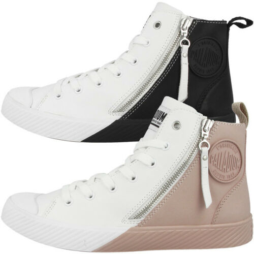 Palladium Pallaphoenix Z 2Tone Schuhe Unisex High Top Sneaker Stiefeletten 75953