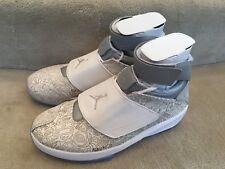 7b7b4f11b1dc Nike Air Jordan XX Laser Sz 12 White Metallic Silver 743991 100 for ...