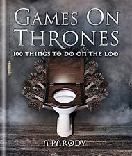 Games on Thrones: 100 things to do on the loo, Powell, Michael | Hardcover Book