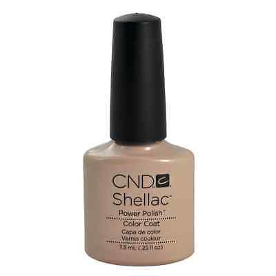 CND Shellac UV Gel Polish 0.25oz