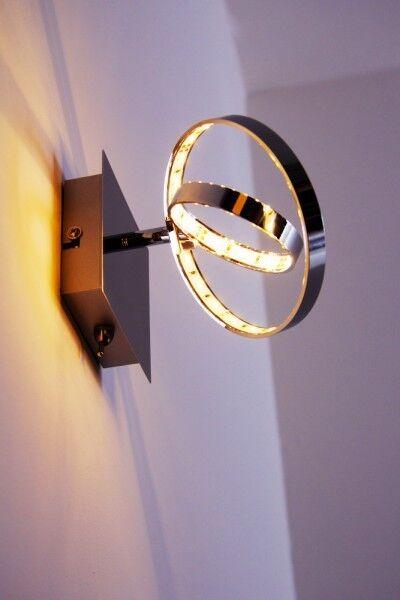 Diseño LED pared pared pared Luces interruptor residenciales sueño iluminación de pasillo entablado lámpara 37c836