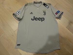 cerca Gran roble Dardos  NWT Adidas 18/19 Juventus Authentic Climachill Champions League ...