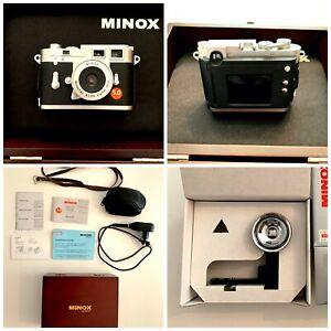 MINOX-Digital-Classic-Camera-Leica-M3-5-0-Flash-NEW-with-box
