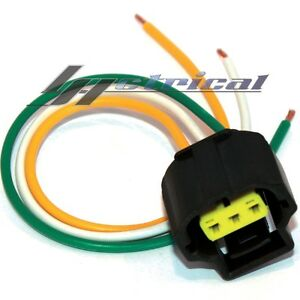 alternator repair plug harness 3 wire pin for ford escape. Black Bedroom Furniture Sets. Home Design Ideas