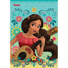 Latino Elena of Avalor Loot Treat Goody Bags Girl Birthday Party Favor Supplies